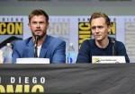 Marvel - WDSMP - Thor Ragnarok - Chris Hemsworth - Tom Hiddleston - San Diego Comic Con