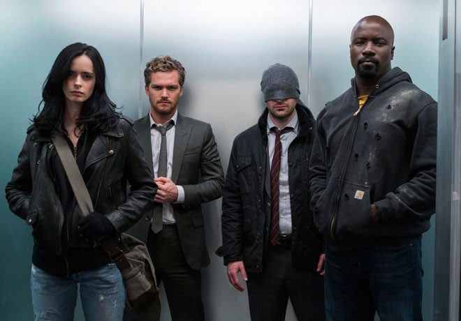 Netflix - The Defenders