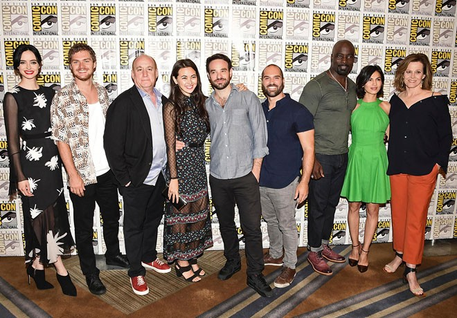 Netflix - The Defenders - San Diego Comic-Con