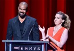 Premios Emmy - Emmy Awards - Shemar Moore - Anna Chlumsky 2
