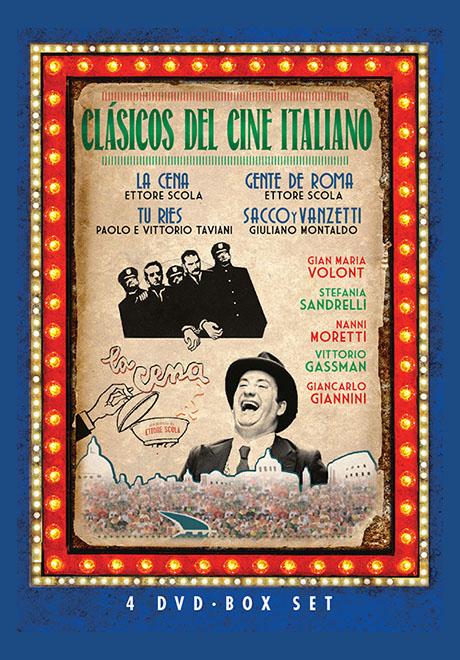 SBP Worldwide - Transeuropa - Clasicos del Cine Italiano