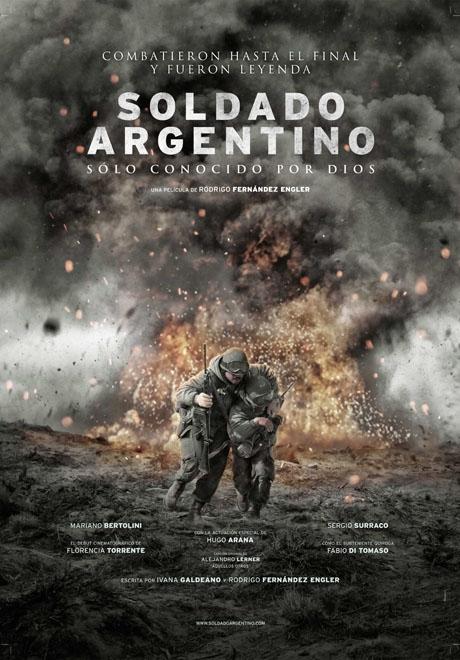 SBP Worldwide - Transeuropa - Soldado Argentino solo Conocido por Dios