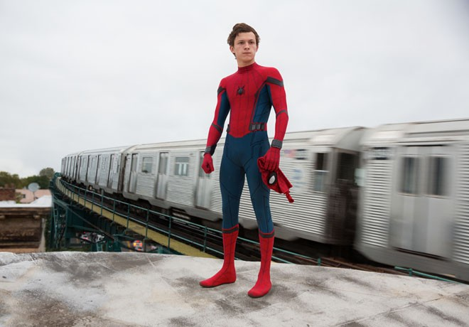 Spider-Man - De Regreso a Casa 1
