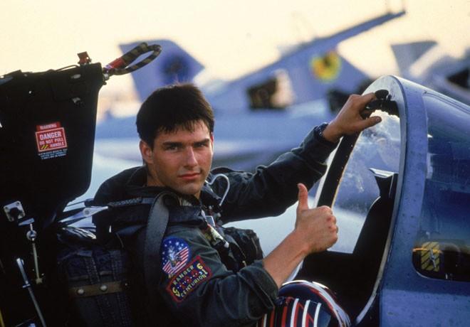 Top Gun - Top Gun 2 - Top Gun Maverick - Tom Cruise