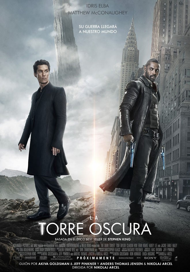 UIP - Sony Pictures - La Torre Oscura - Afiche 2