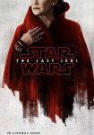 WDSMP - Lucasfilm - Star Wars - The Last Jedi - Los Ultimos Jedi - D23 Expo - Poster Leia - Carrie Fisher