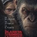 Afiche - El Planeta de los Simios - La Guerra