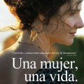 Afiche - Una Mujer Una Vida