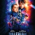 Afiche - Valerian y la Ciudad de los Mil Planetas