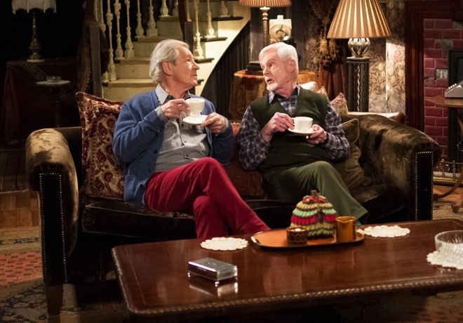Film And Arts - Vicious - Ian McKellen - Derek Jacobi