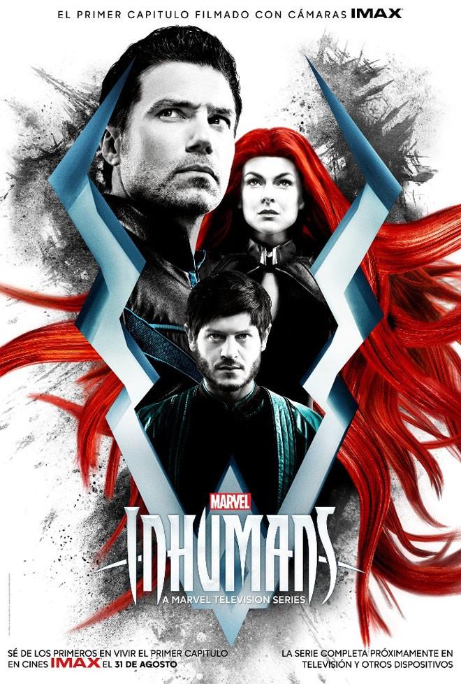 IMAX Argentina - Inhumans - Inhumanos - Marvel