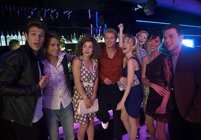 Lifetime Latinoamerica - La Historia no Autorizada de Beverly Hills 90210