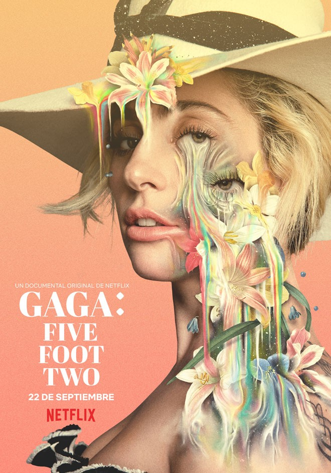 Netflix - Gaga - Five Foot Two - Lady Gaga
