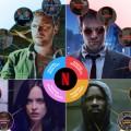 Netflix - Maraton Heroico-