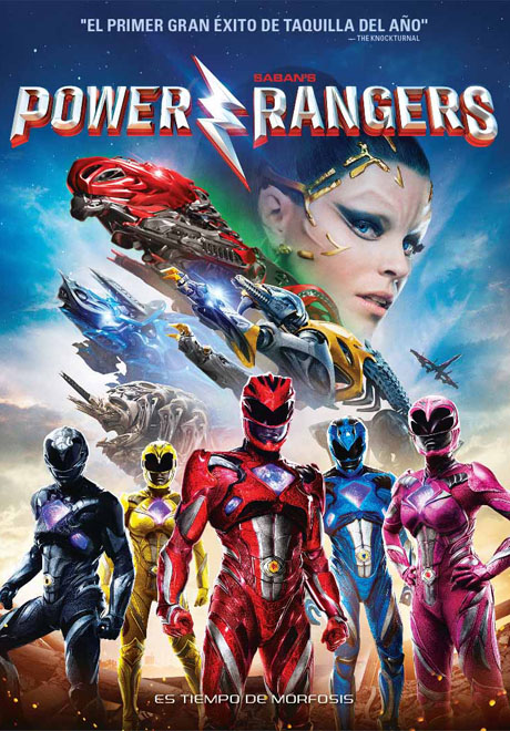 SBP Worldwide - Transeuropa - Power Rangers