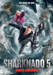 Syfy Latinoamerica - Sharknado 5 - Global Swarming - Aletamiento Global 2