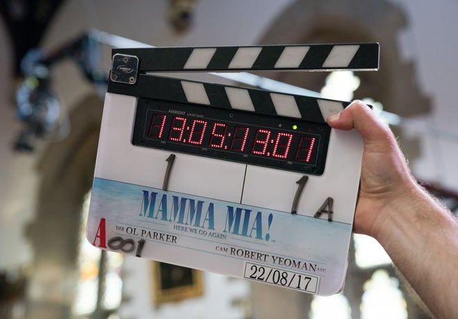 Universal Pictures - Mamma Mia - Here We Go Again