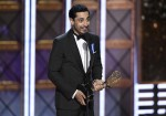 69 Premios Emmy - Emmy Awards - Riz Ahmed - The Night Of