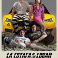 Afiche - La Estafa de los Logan
