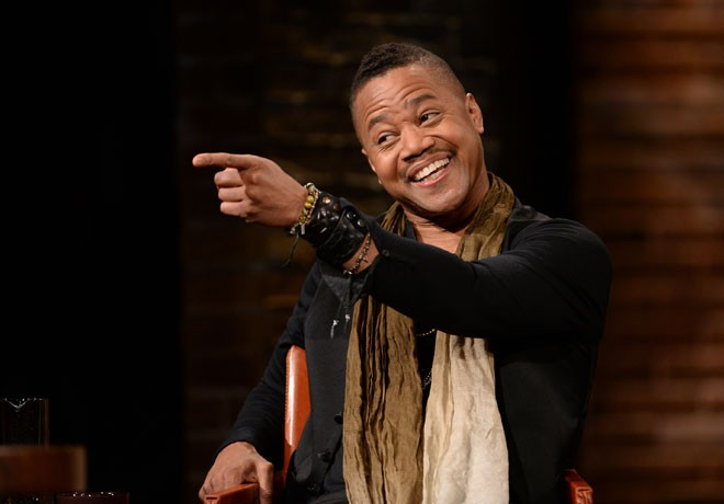 Film And Arts - Inside the Actors Studio - Cuba Gooding Jr
