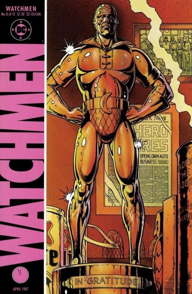 HBO - Watchmen - Cover - Portada - In Gratitude
