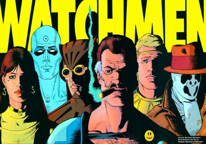 HBO - Watchmen - Damon Lindelof