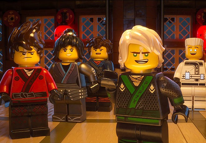 LEGO Ninjago - La Pelicula