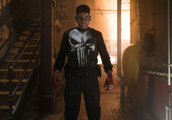 Netflix - Marvels The Punisher 1