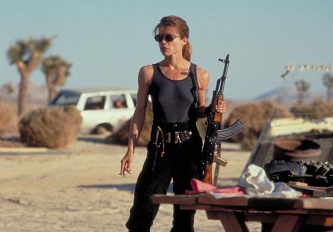 Terminator - Linda Hamilton - Sarah Connor