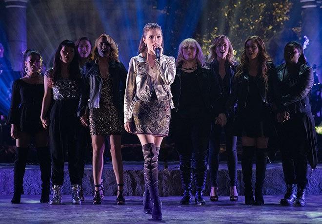 Universal Pictures - Pitch Perfect 3 - La Ultima Nota 1
