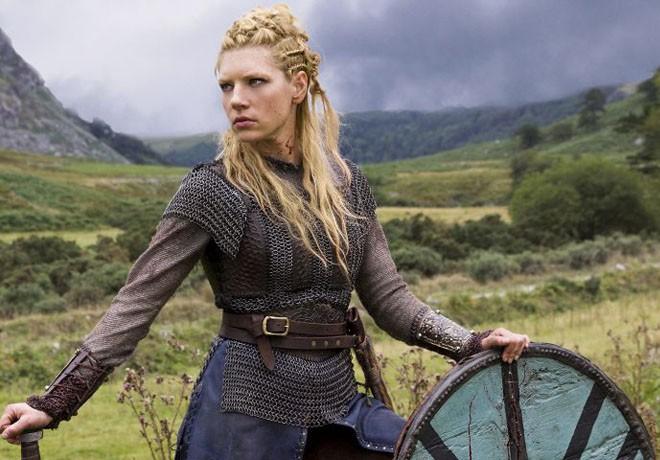 Vikingos - Vikings - Katheryn Winnick - Lagertha