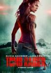 Warner Bros. Pictures - Tomb Raider - Las Aventuras de Lara Croft - Afiche