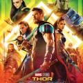 Afiche - Thor - Ragnarok