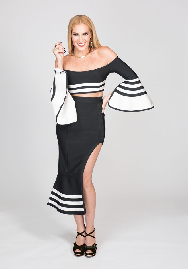 E Entertainment Television - Cambiame el Look - Angie Taddei