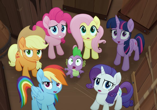 My Little Pony - La Pelicula