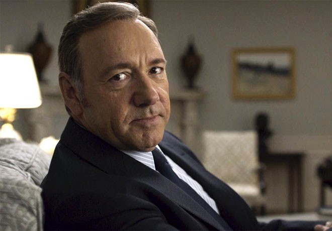 Netflix - Frank Underwood - Kevin Spacey - House of Cards - Cancelada - Cancelled