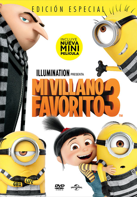 SBP Worldwide - Transeuropa - Mi Villano Favorito 3 - Despicable Me 3