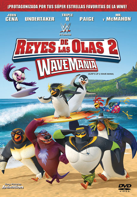 SBP Worldwide - Transeuropa - Reyes de las Olas 2 WaveMania - Surfs Up 2