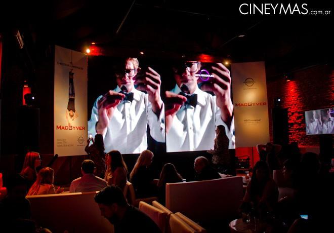 Universal Cannel - Screening de Prensa de MacGyver