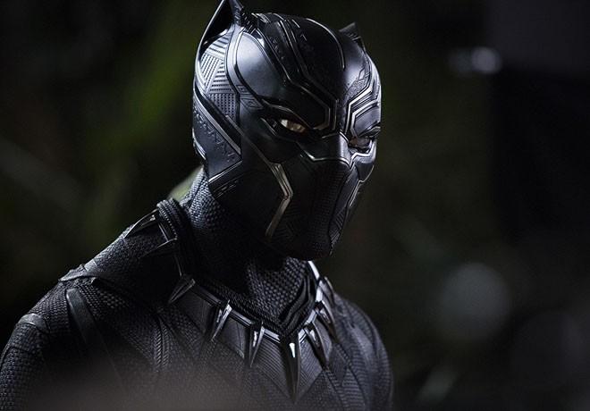 WDSMP - Black Panther - Pantera Negra 1