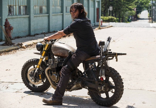 Fox Premium Series - The Walking Dead - Nuevo Horario