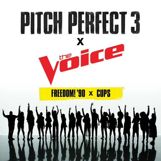 NBC Universal - Pitch Perfect 3 x The Voice 2