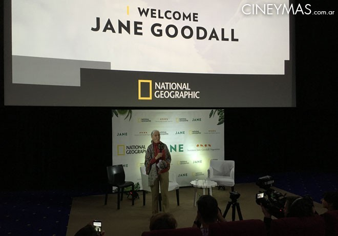 National Geographic - Jane - Jane Goodall 4