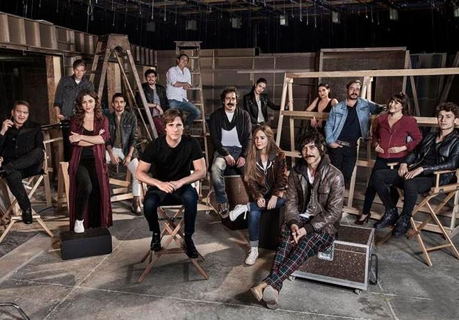 Netflix - Luis Miguel - La Serie