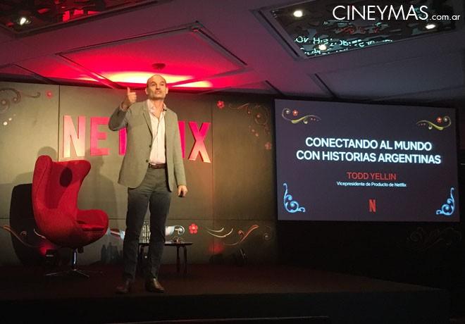 Netflix - Todd Yellin - Vicepresidente de Producto