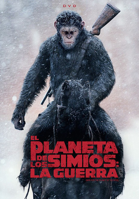 SBP Worldwide - Transeuropa - El Planeta de los Simios La Guerra - War of the Planet of the Apes