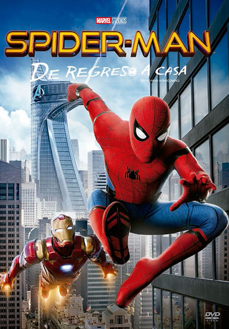 SBP Worldwide - Transeuropa - Sìderman - De Regreso a Casa - Spiderman - Homecoming