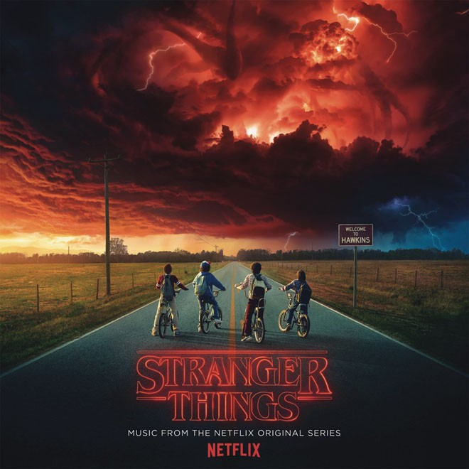 Sony Music - Stranger Things- Music from the Netflix Original Series