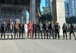 The CW - Warner Channel - Crisis en Tierra X - Crisis on Earth X - DCs Legnds of Tomorrow
