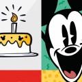 Walt Disney Studios - Disney Channel - Mickey Mouse - Cumpleanos-